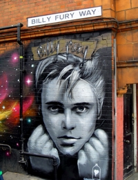 Billy Fury Way