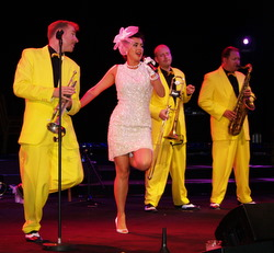 Jive Aces with Rebecca Grant